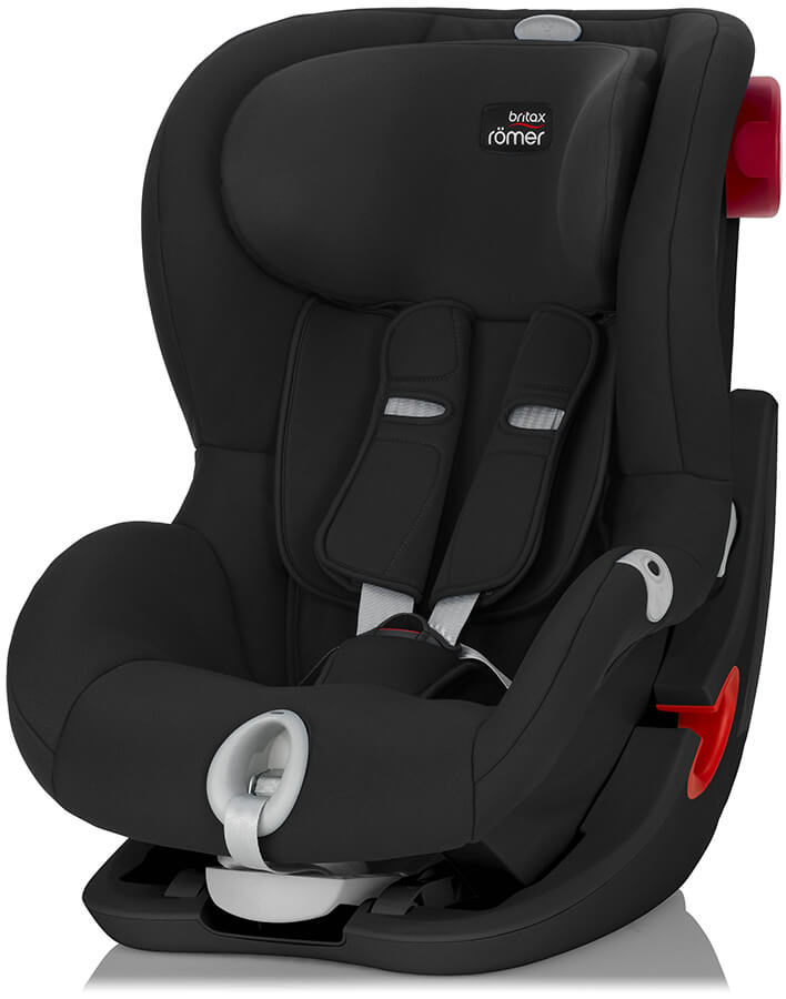 britax r mer king ii ls black edition cosmos black. Black Bedroom Furniture Sets. Home Design Ideas
