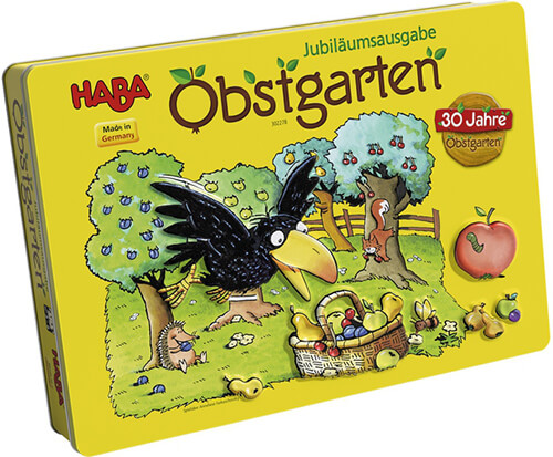 Haba Obstgarten Jubilee Edition 30 Years In The Can
