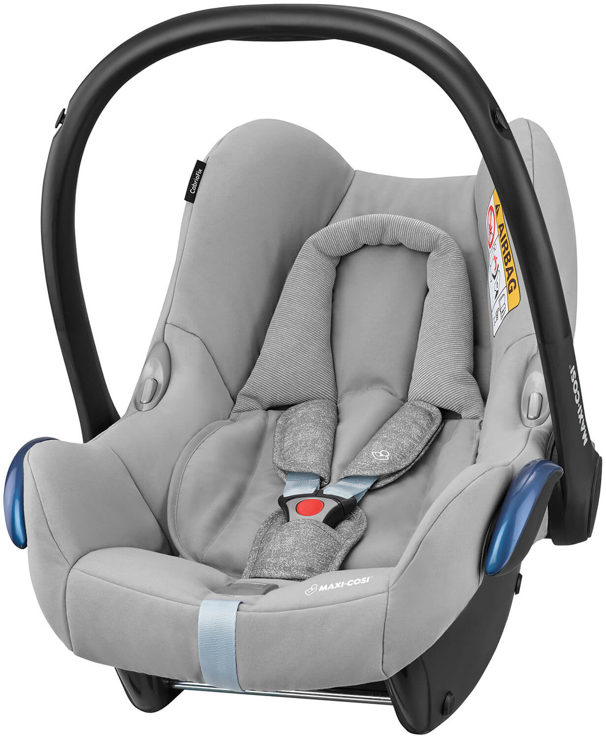 maxi cosi cabriofix nomad grey 2018 infant carrier. Black Bedroom Furniture Sets. Home Design Ideas