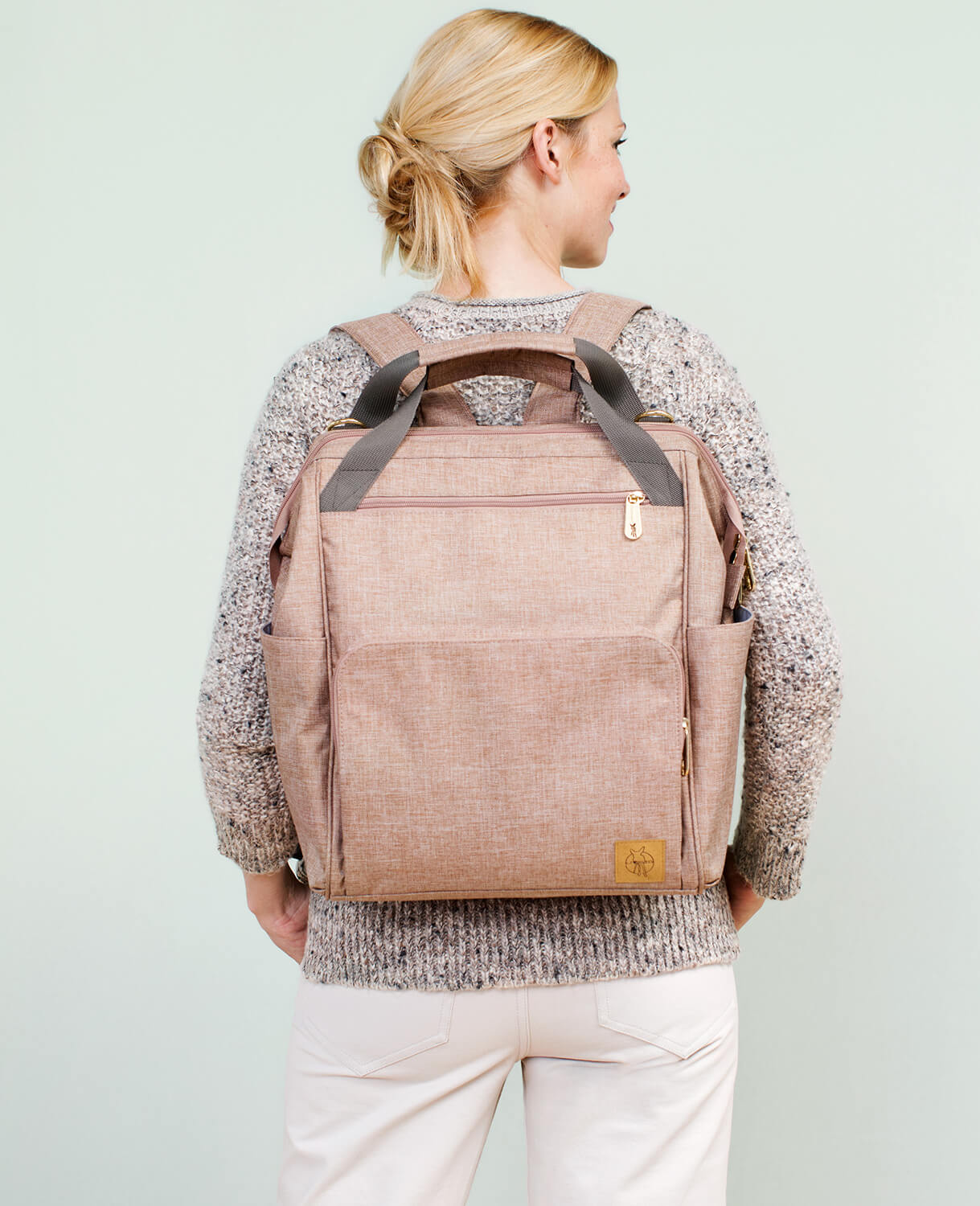Lässig Glam Goldie : l ssig babybackpack glam goldie backpack rose ~ Orissabook.com Haus und Dekorationen