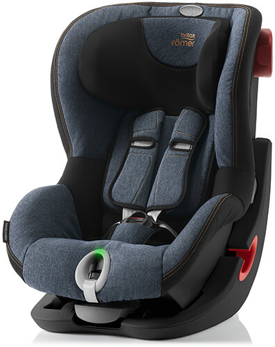 britax r mer king ii ls black edition blue marble. Black Bedroom Furniture Sets. Home Design Ideas
