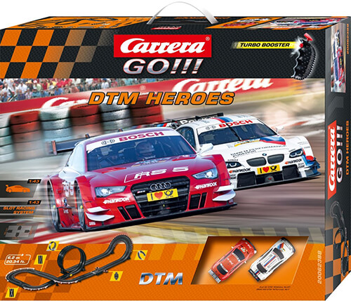 Carrera Go Dtm Heroes Action Race Track 1 43