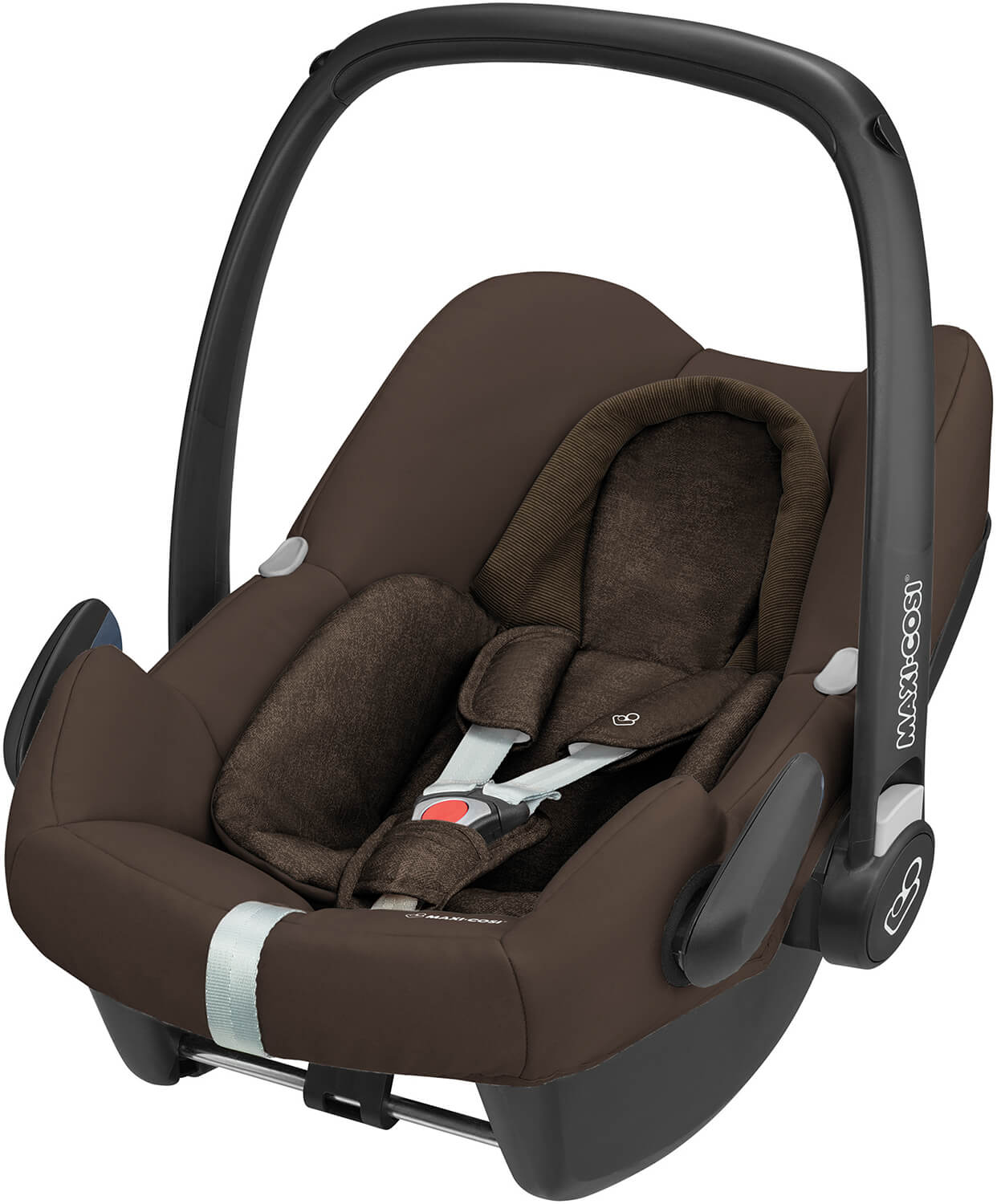 maxi cosi rock nomad brown i size babyschale 2018. Black Bedroom Furniture Sets. Home Design Ideas