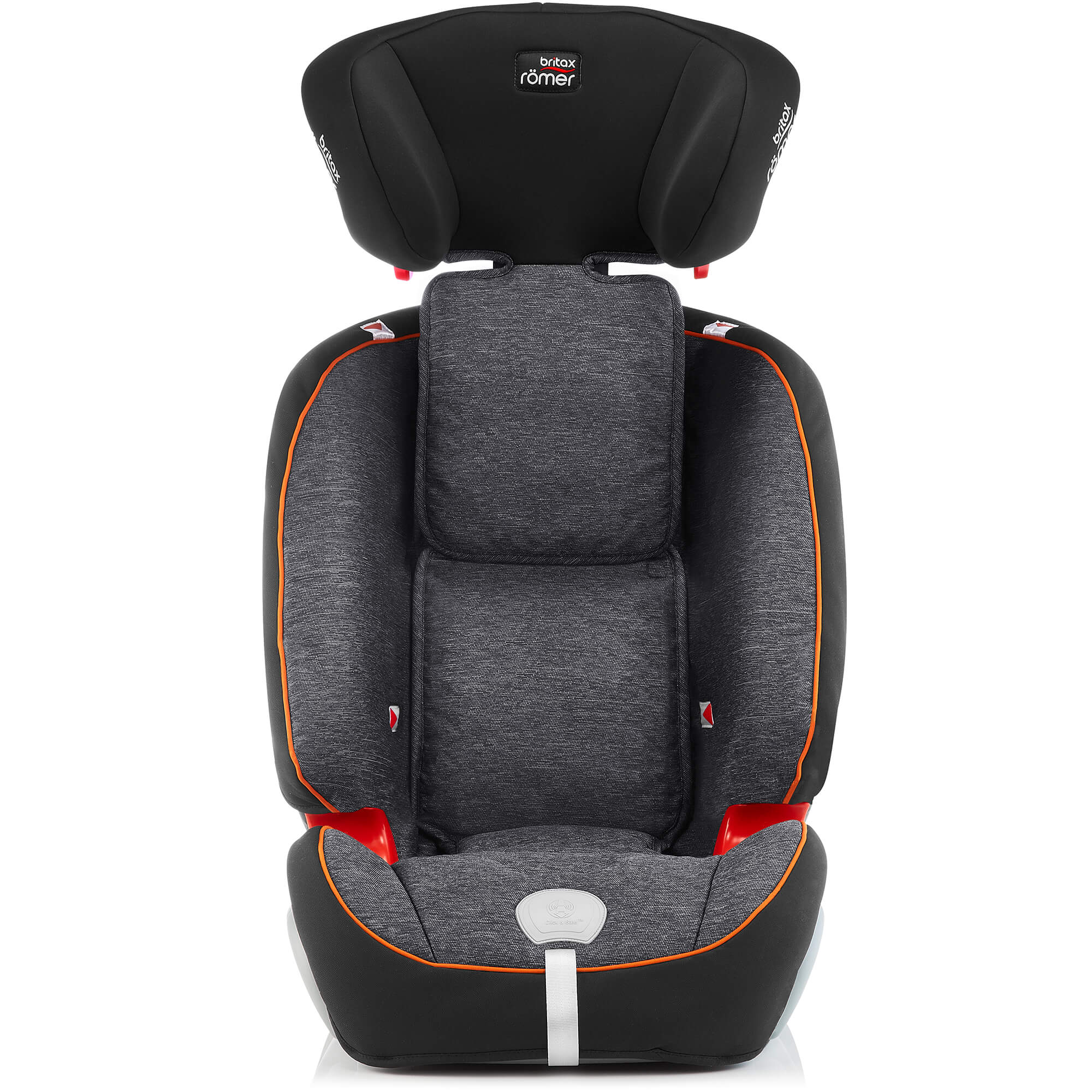 britax r mer evolva 1 2 3 plus storm grey kindersitz. Black Bedroom Furniture Sets. Home Design Ideas