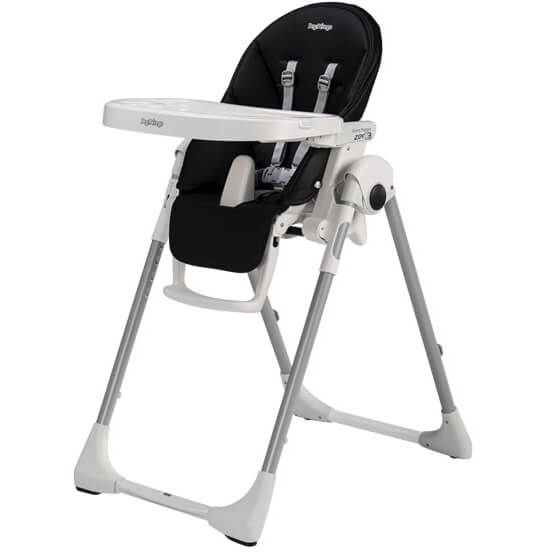 Admirable Peg Perego Prima Pappa Zero3 Licorice Imitation Leather High Chair Cradle And Chair Dailytribune Chair Design For Home Dailytribuneorg