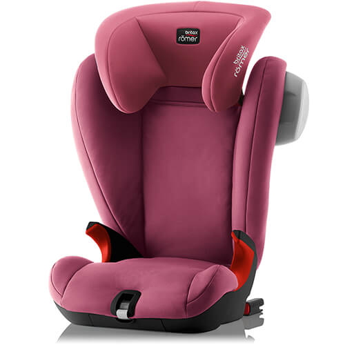Britax Romer KIDFIX SL Black Series Group 2//3 ISOFIX Child Car Booster Seat