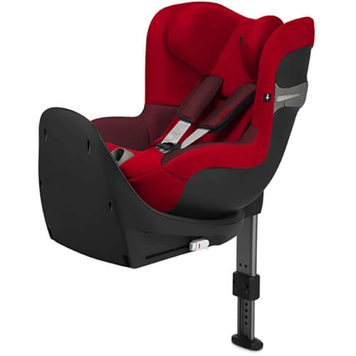 Cybex Sirona S I Size Racing Red Scuderia Ferrari Child Seat