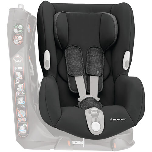 Maxi-Cosi Axiss Toddler Car Seat Group 1 Nomad Black Headrest Cover