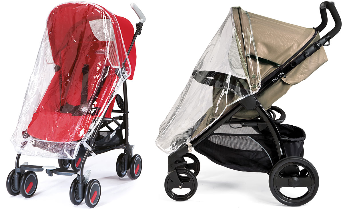 peg perego rain cover for stroller and buggies. Black Bedroom Furniture Sets. Home Design Ideas