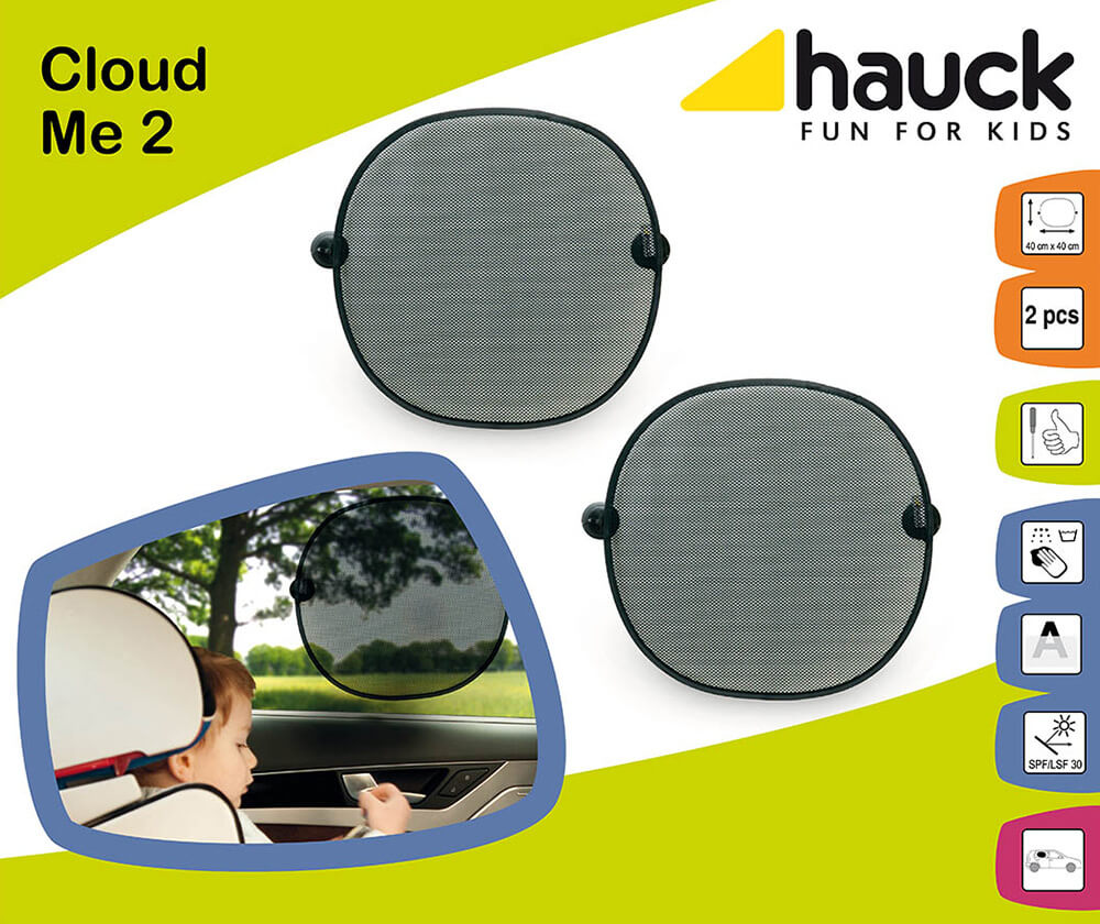 Hauck Cloud Me 2 Sun Protection For The Car