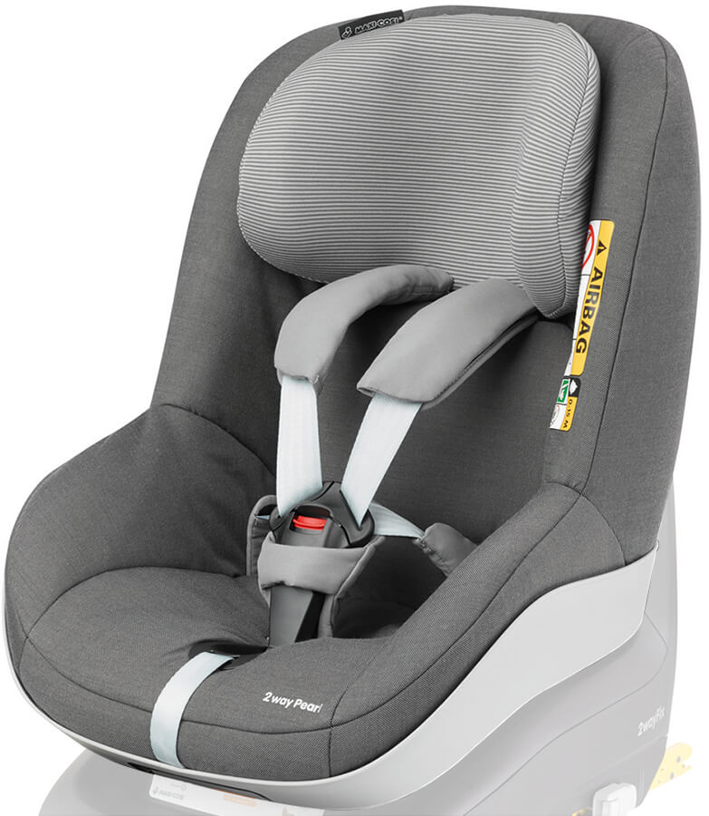 maxi cosi 2waypearl concrete grey i size child car seat. Black Bedroom Furniture Sets. Home Design Ideas
