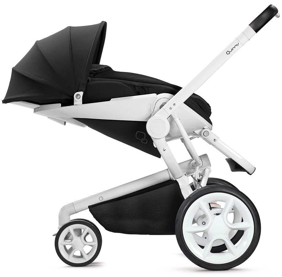 Quinny Moodd Black Devotion Stroller Of The Collection 2018