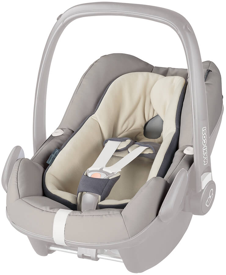 maxi cosi pebble plus seat cover reworked grey 2016 quinny. Black Bedroom Furniture Sets. Home Design Ideas