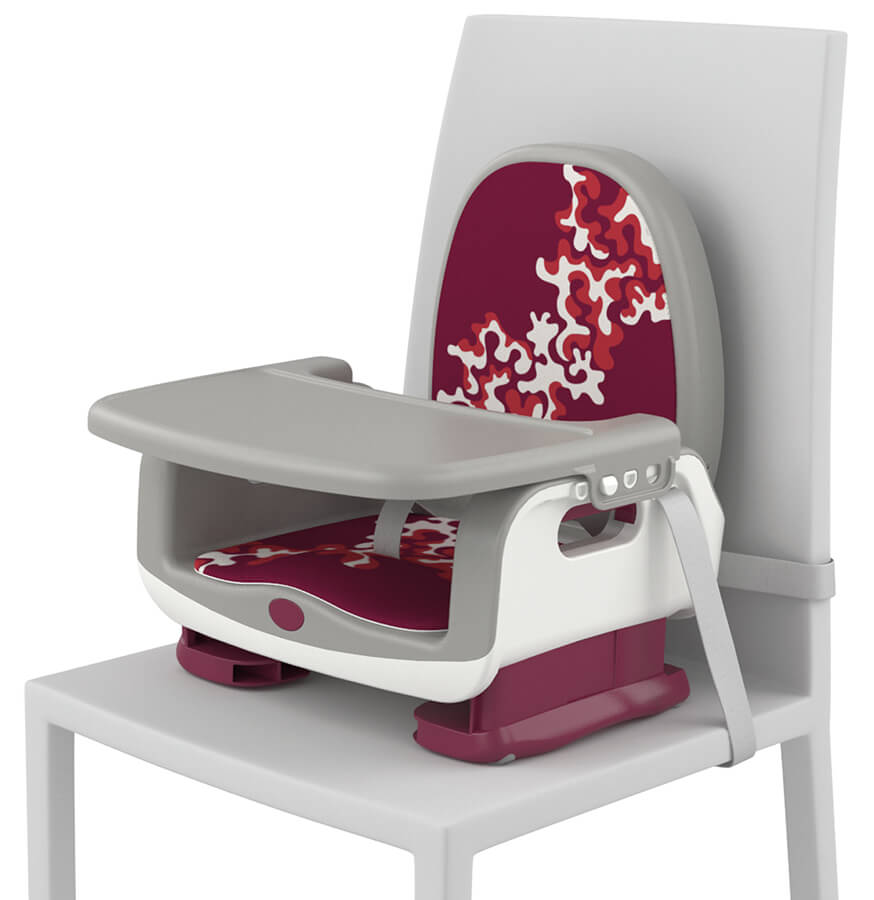 Chicco Up To 5 Cherry Booster Seat