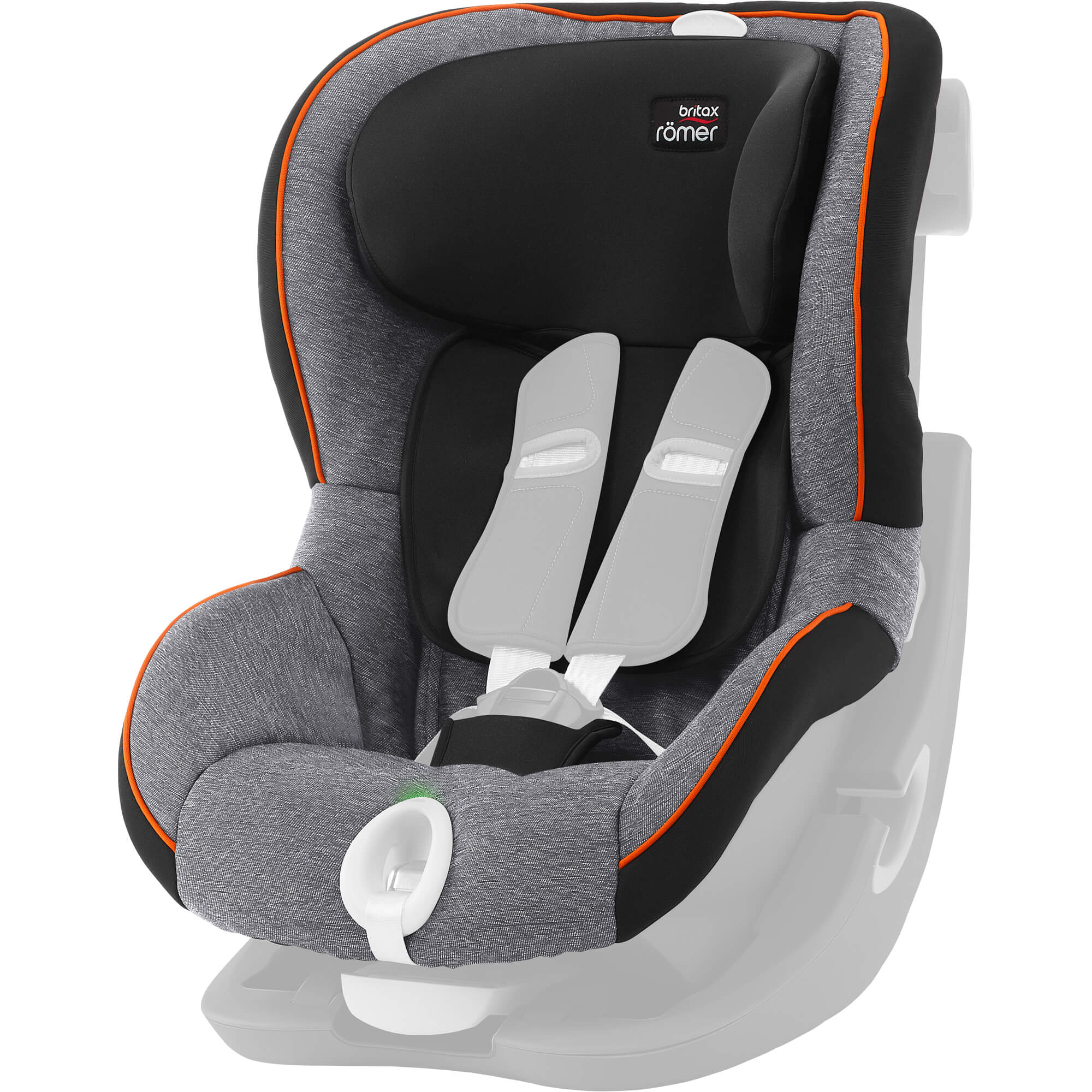 britax r mer king ii ls and ats seat cover black marble. Black Bedroom Furniture Sets. Home Design Ideas