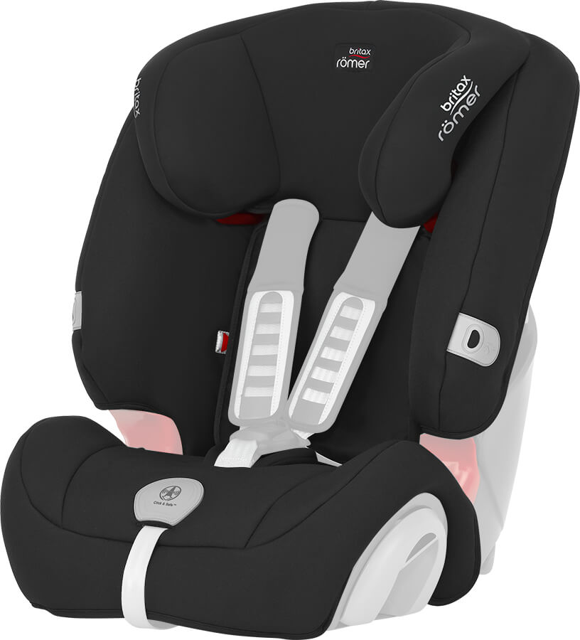 britax r mer evolva 123 plus seat cover cosmos black. Black Bedroom Furniture Sets. Home Design Ideas