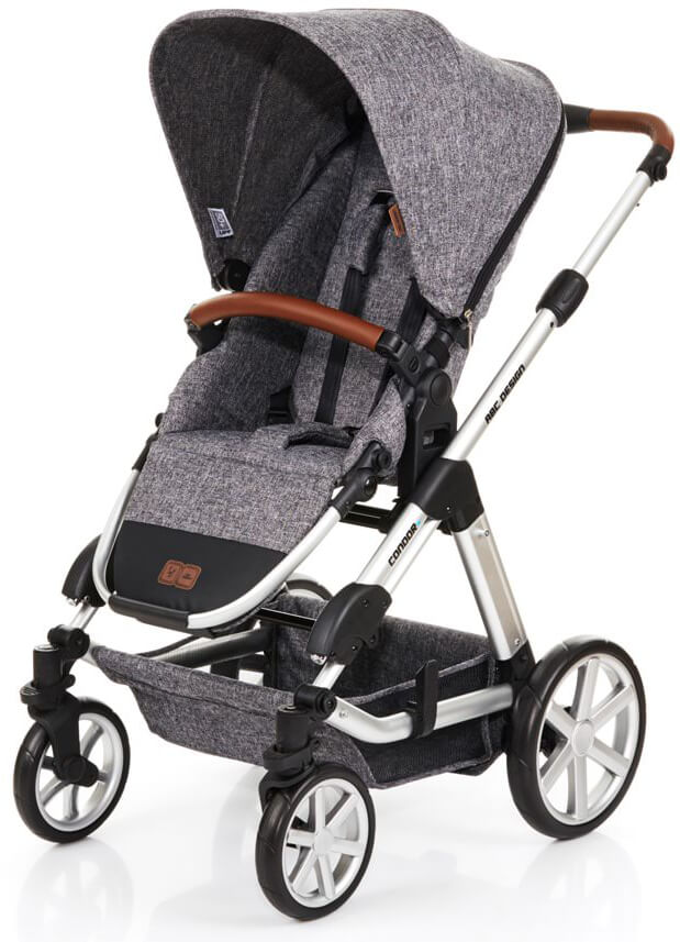 Abc Design Condor 4 Race 2018 Stroller With Carrycot