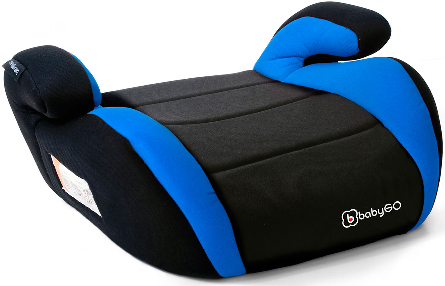 Car Seat Cover Design >> BabyGo BOOSTER Seat - blue