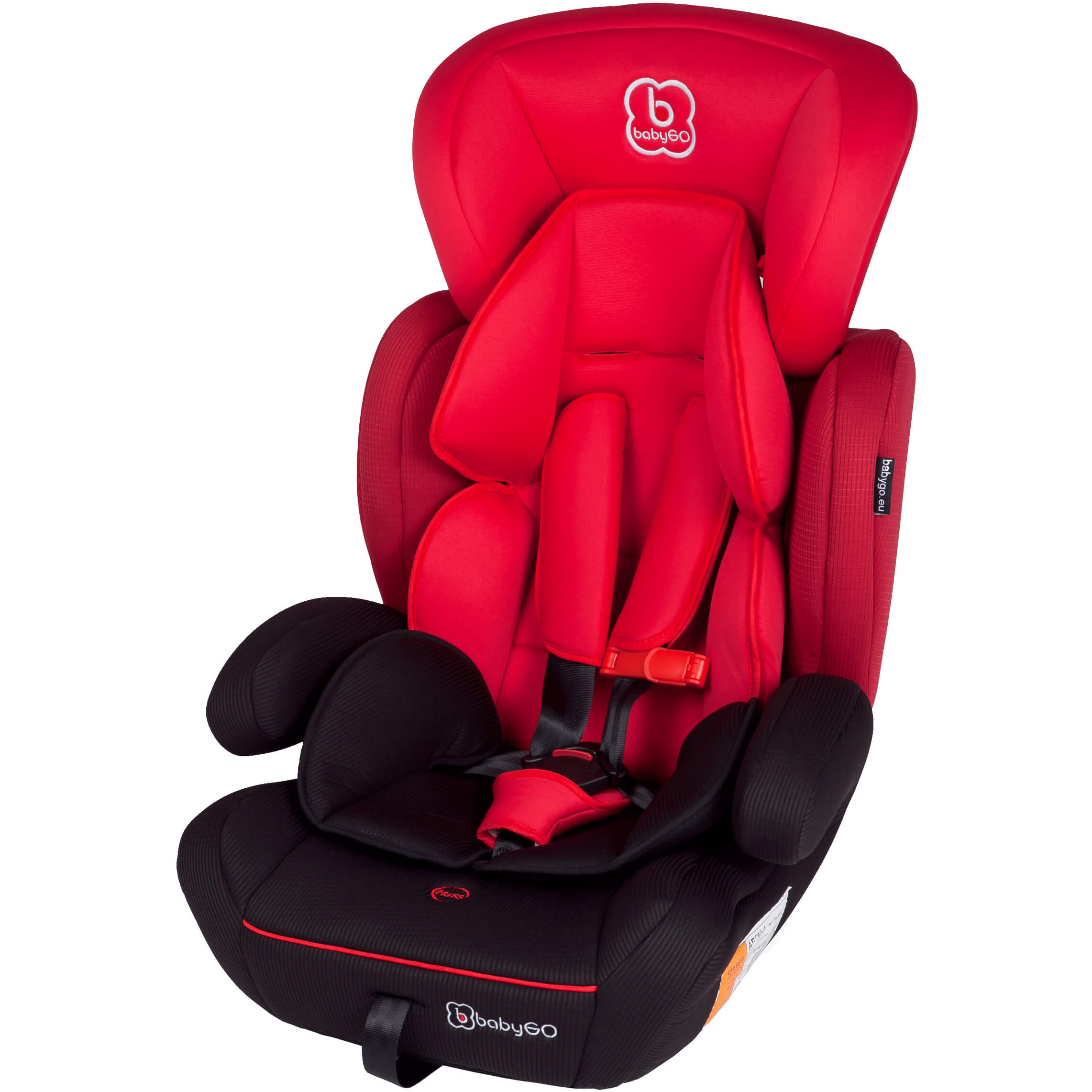 Super Babygo Protect Child Seat Red Group I Ii Iii Ibusinesslaw Wood Chair Design Ideas Ibusinesslaworg