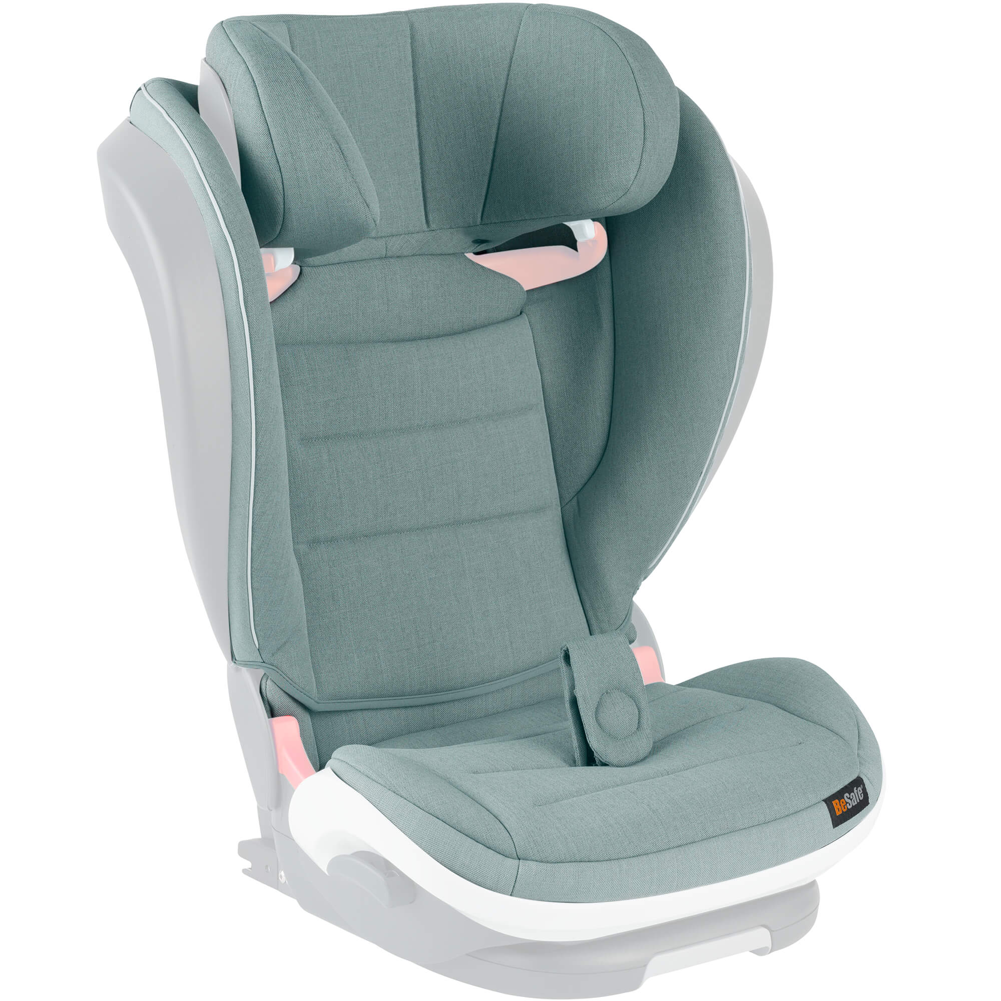 Miraculous Besafe Seat Cover Izi Flex Fix I Size Sea Green Melange Frankydiablos Diy Chair Ideas Frankydiabloscom