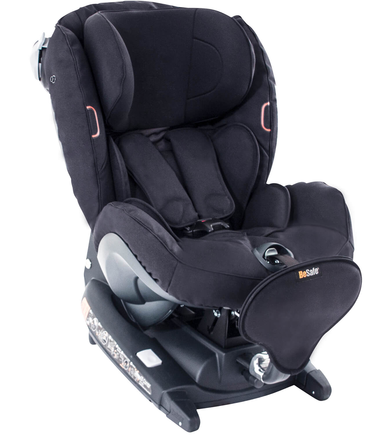besafe izi combi x4 isofix black cab kindersitz. Black Bedroom Furniture Sets. Home Design Ideas