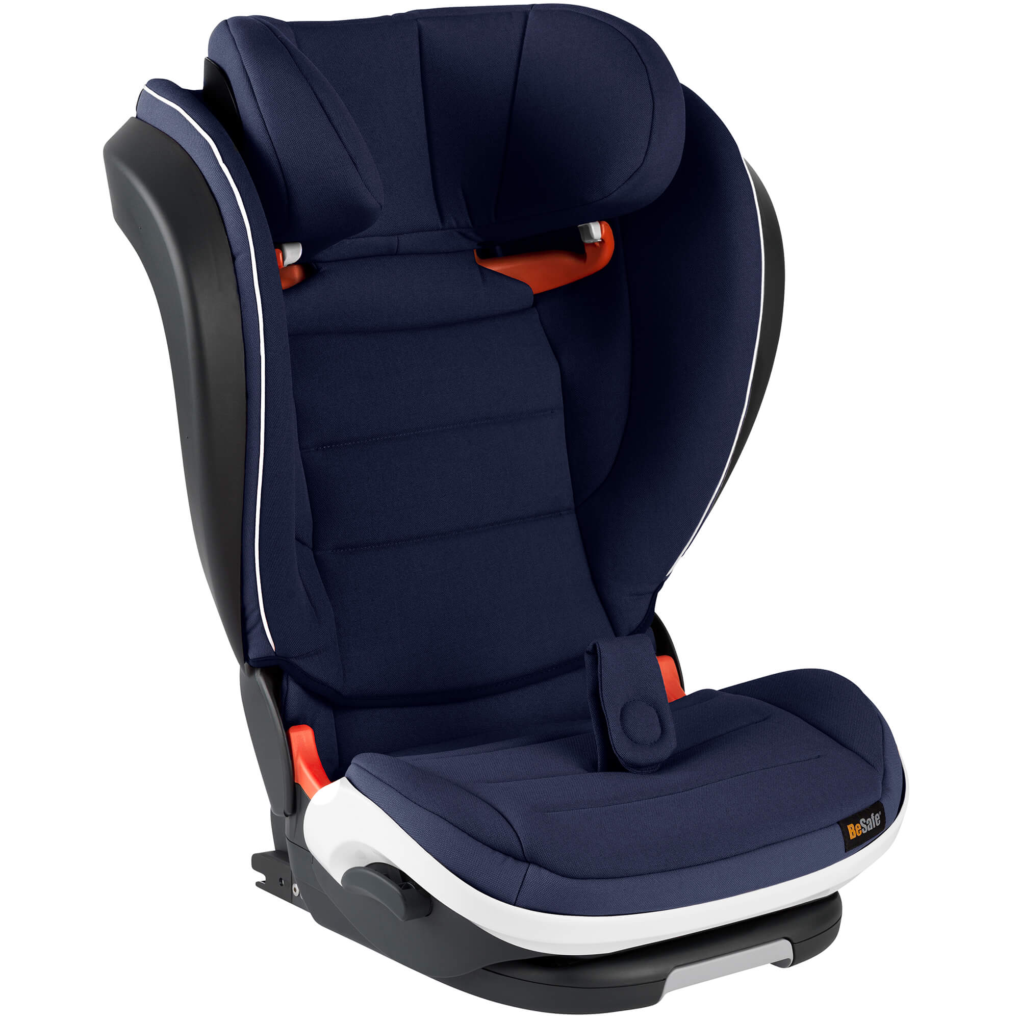 besafe izi flex fix i size navy m lange phase 2 child seat. Black Bedroom Furniture Sets. Home Design Ideas