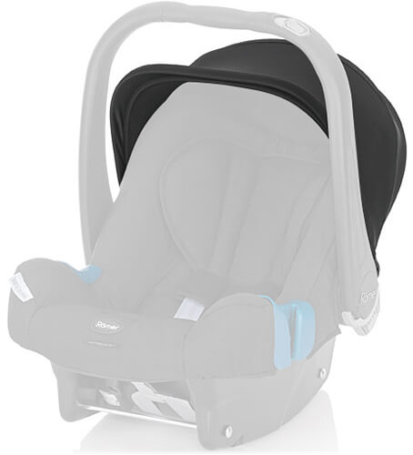 britax r mer baby safe plus 2 sun canopy. Black Bedroom Furniture Sets. Home Design Ideas
