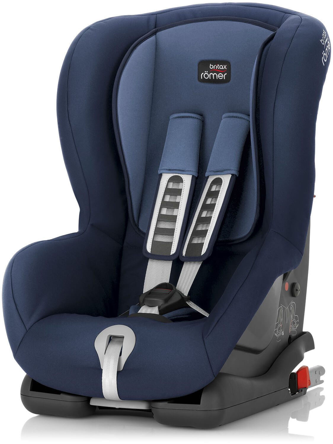 britax r mer duo plus moonlight blue child seat 2018. Black Bedroom Furniture Sets. Home Design Ideas