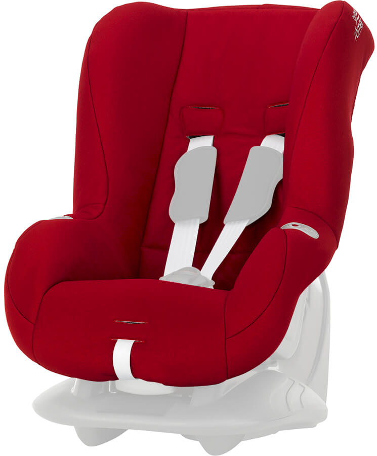 britax r mer eclipse ersatzbezug flame red. Black Bedroom Furniture Sets. Home Design Ideas