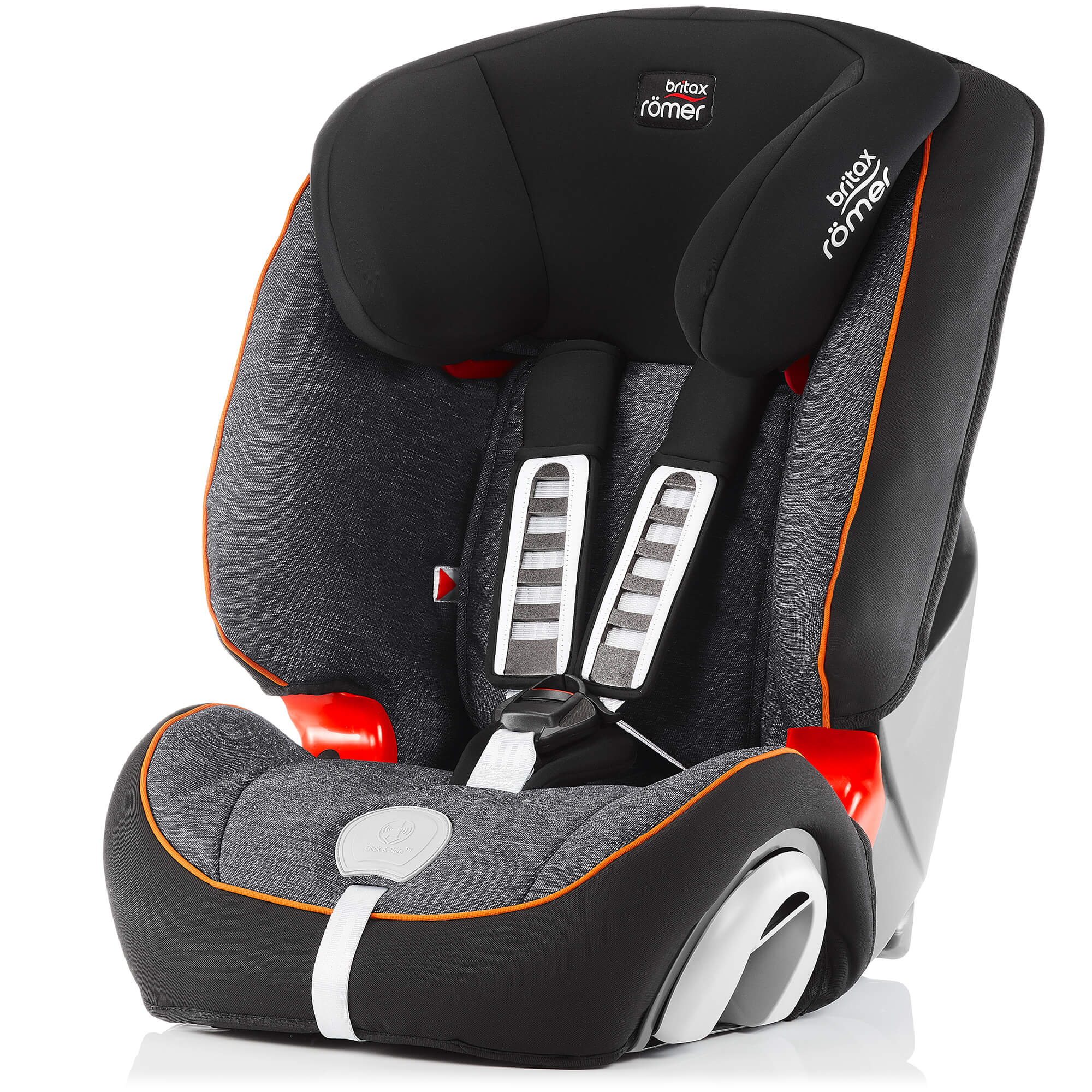 britax r mer evolva 1 2 3 plus black marble child seat. Black Bedroom Furniture Sets. Home Design Ideas