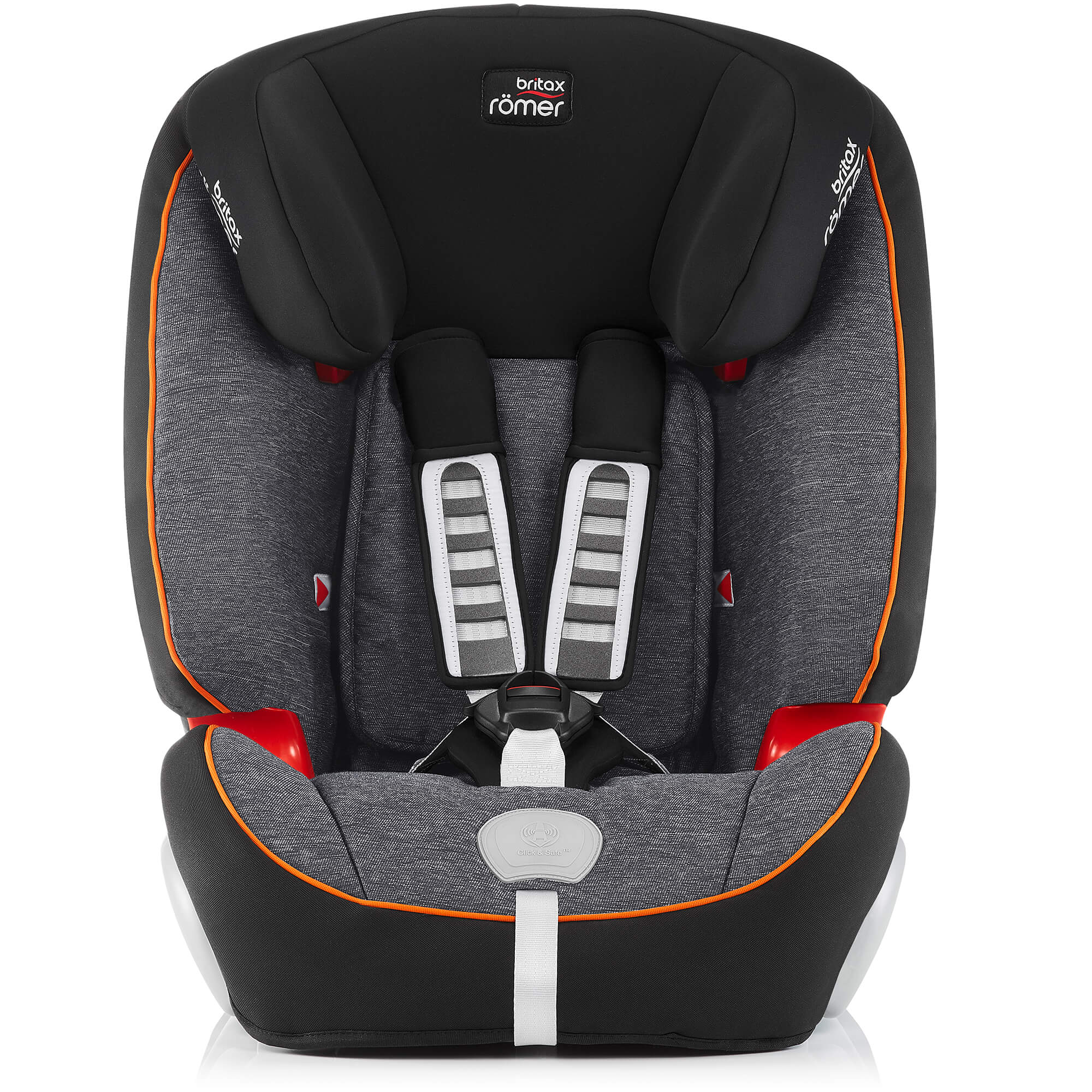 britax r mer evolva 1 2 3 plus cosmos black child seat. Black Bedroom Furniture Sets. Home Design Ideas