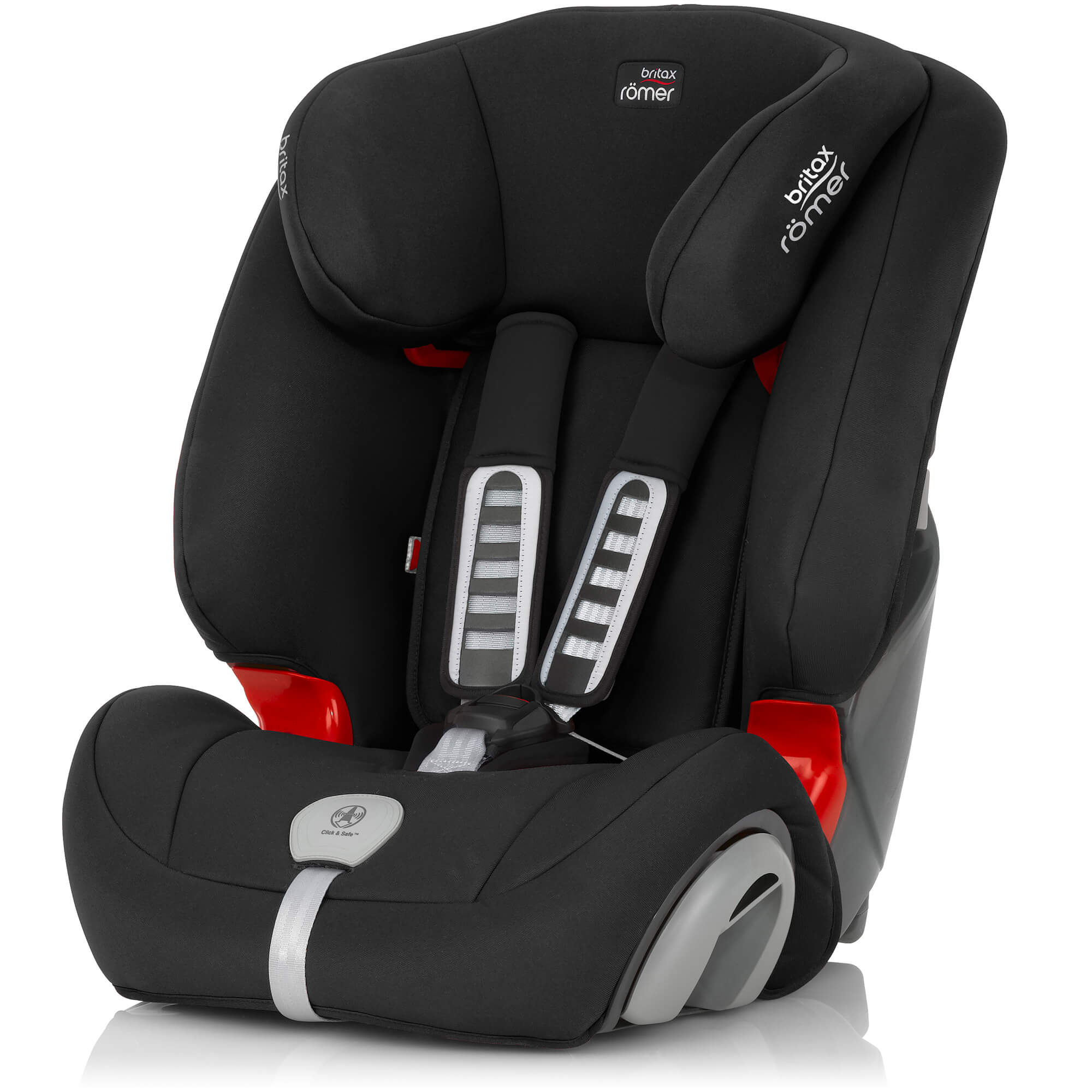 britax r mer evolva 1 2 3 plus cosmos black kindersitz. Black Bedroom Furniture Sets. Home Design Ideas