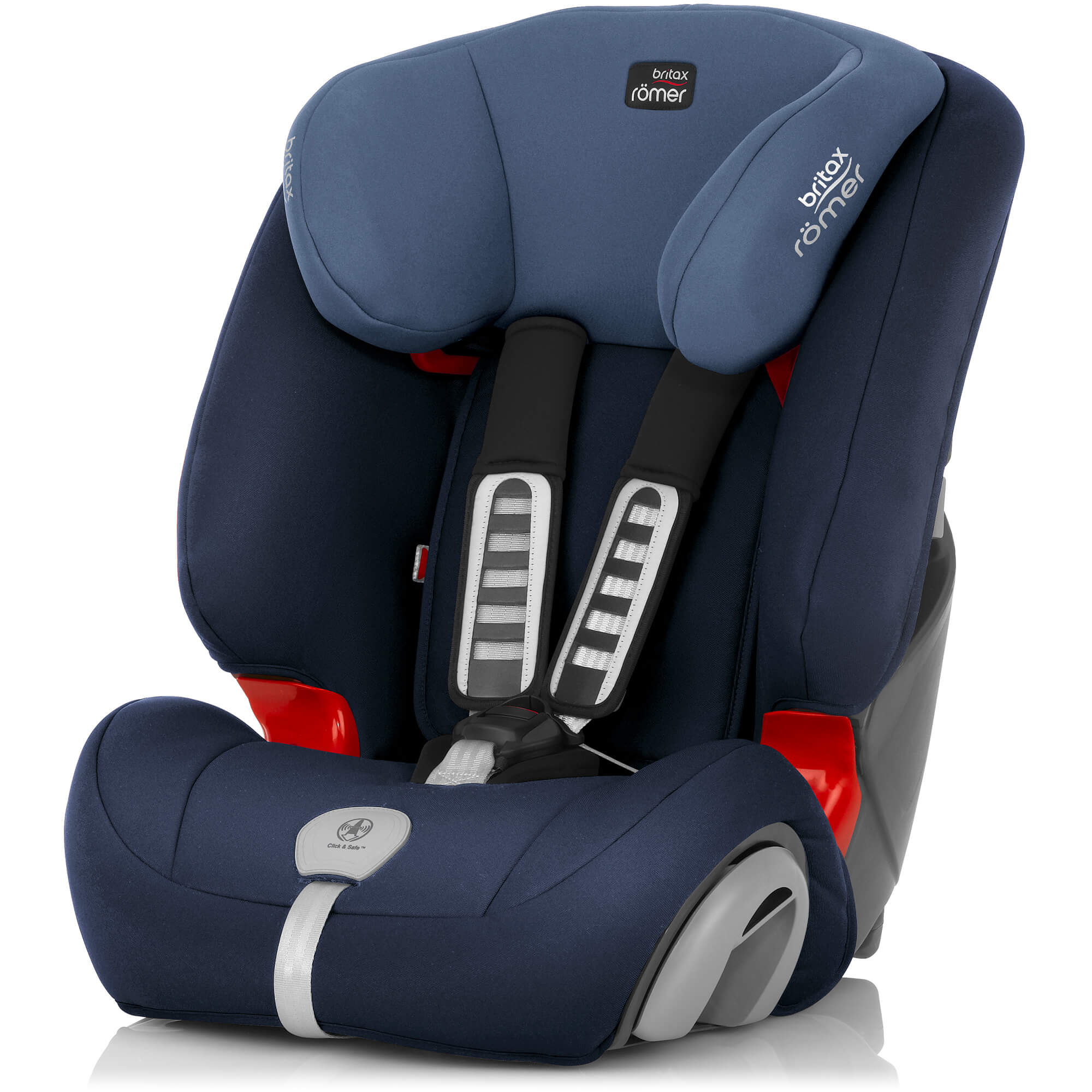, Britax Römer Duo Plus 9-18 Kg Autositz Gruppe 1 moonlight Blue