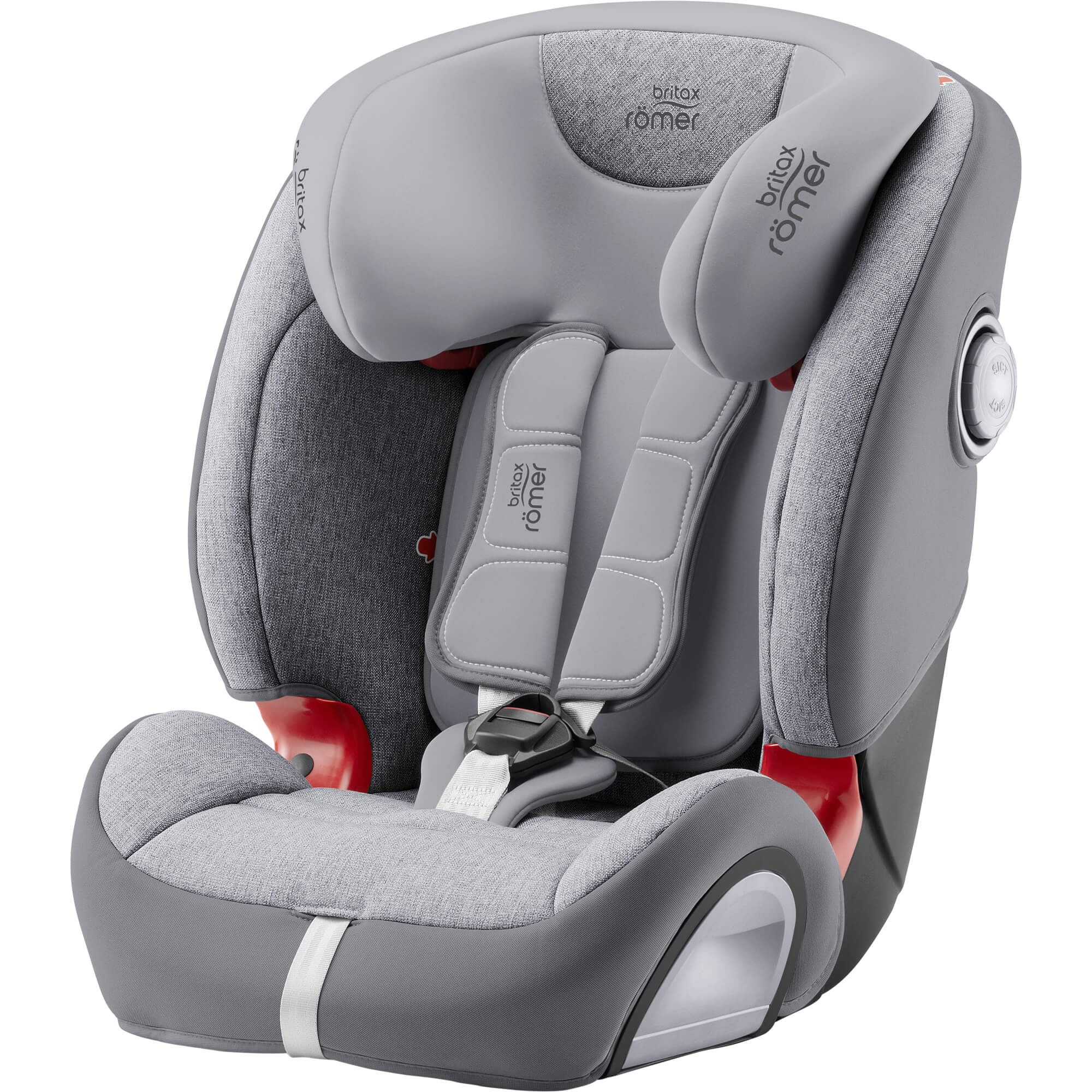 britax r mer evolva 1 2 3 sl sict grey marble child car seat. Black Bedroom Furniture Sets. Home Design Ideas