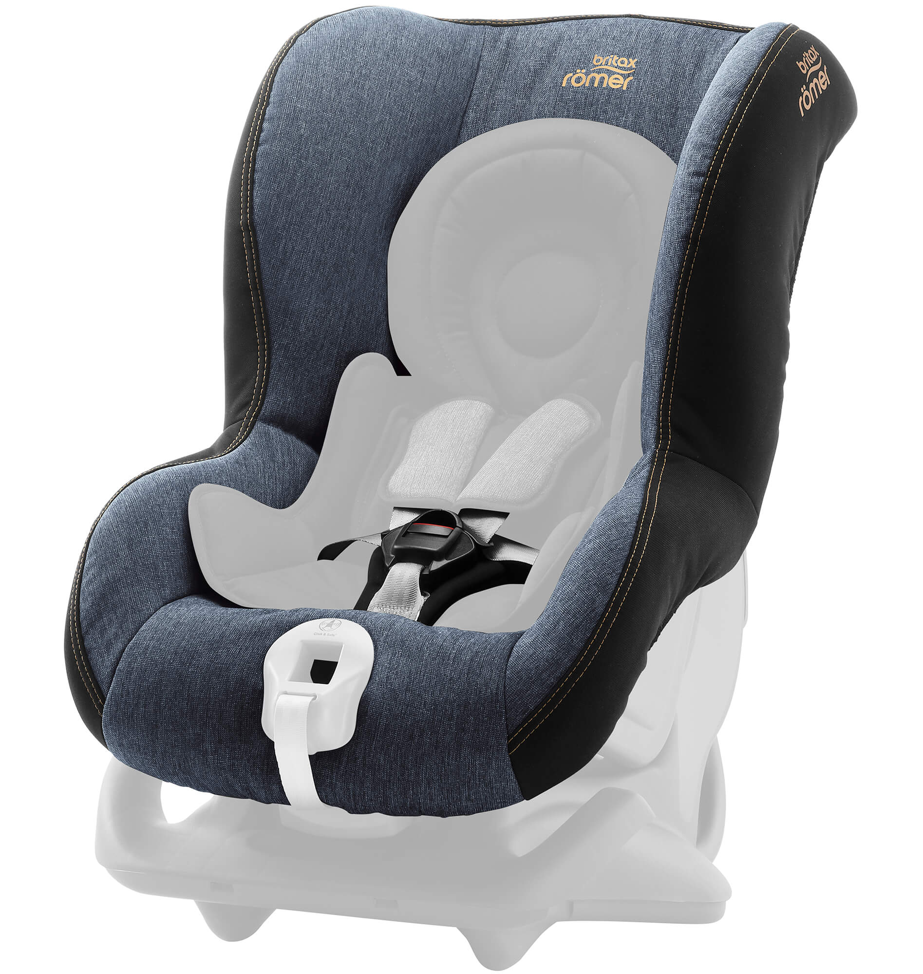 Britax Romer First Class Plus Seat Cover Blue Marble