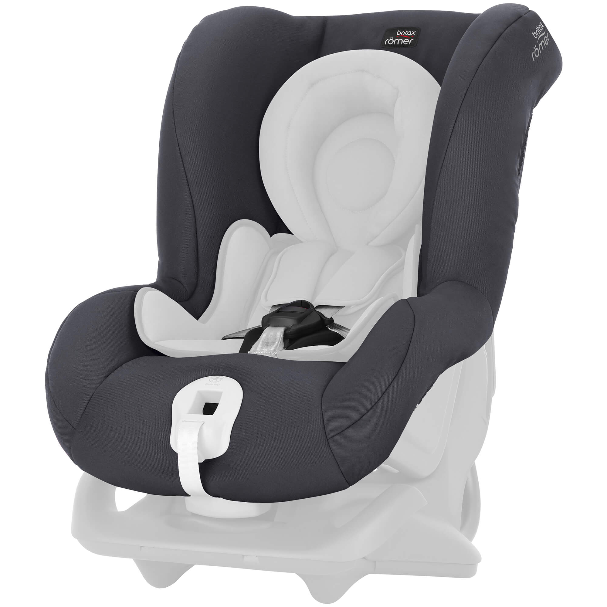 Britax Romer First Class Plus Seat Cover Storm Grey