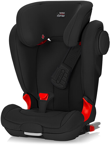 britax r mer kidfix ii xp sict black edition cosmos black child seat. Black Bedroom Furniture Sets. Home Design Ideas