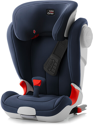 britax r mer kidfix ii xp sict moonlight blue child seat. Black Bedroom Furniture Sets. Home Design Ideas