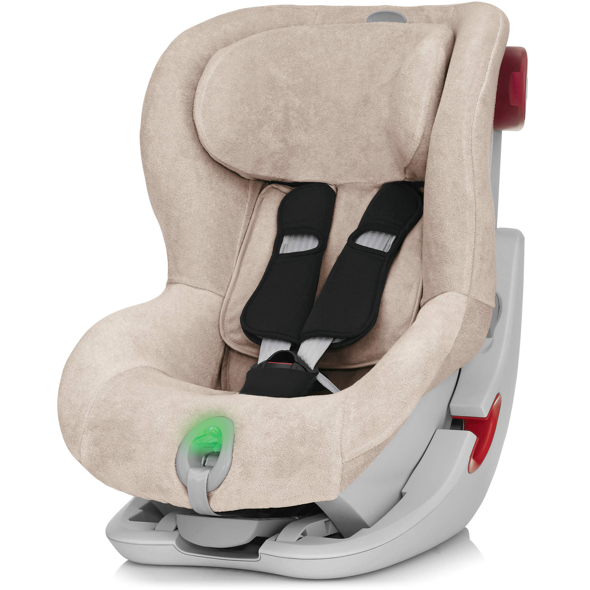 britax r mer summer cover beige for king ii ls ats. Black Bedroom Furniture Sets. Home Design Ideas