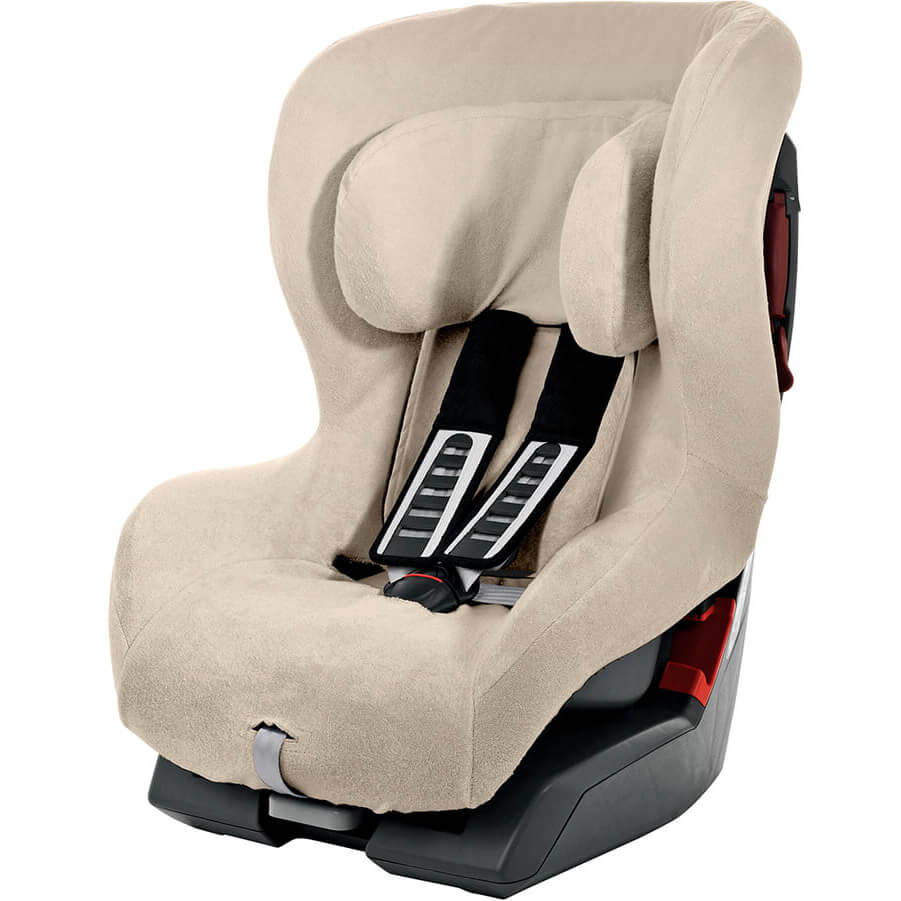 britax r mer king plus safefix sommerbezug beige. Black Bedroom Furniture Sets. Home Design Ideas