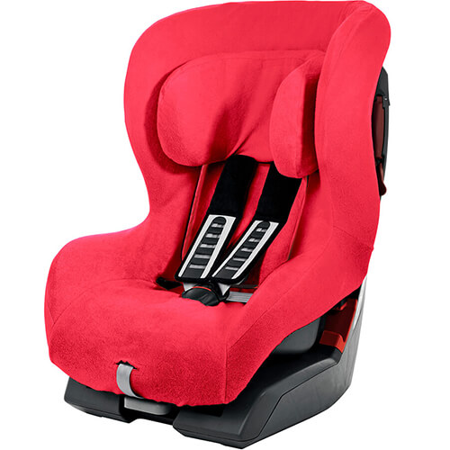 britax r mer king plus safefix sommerbezug pink. Black Bedroom Furniture Sets. Home Design Ideas