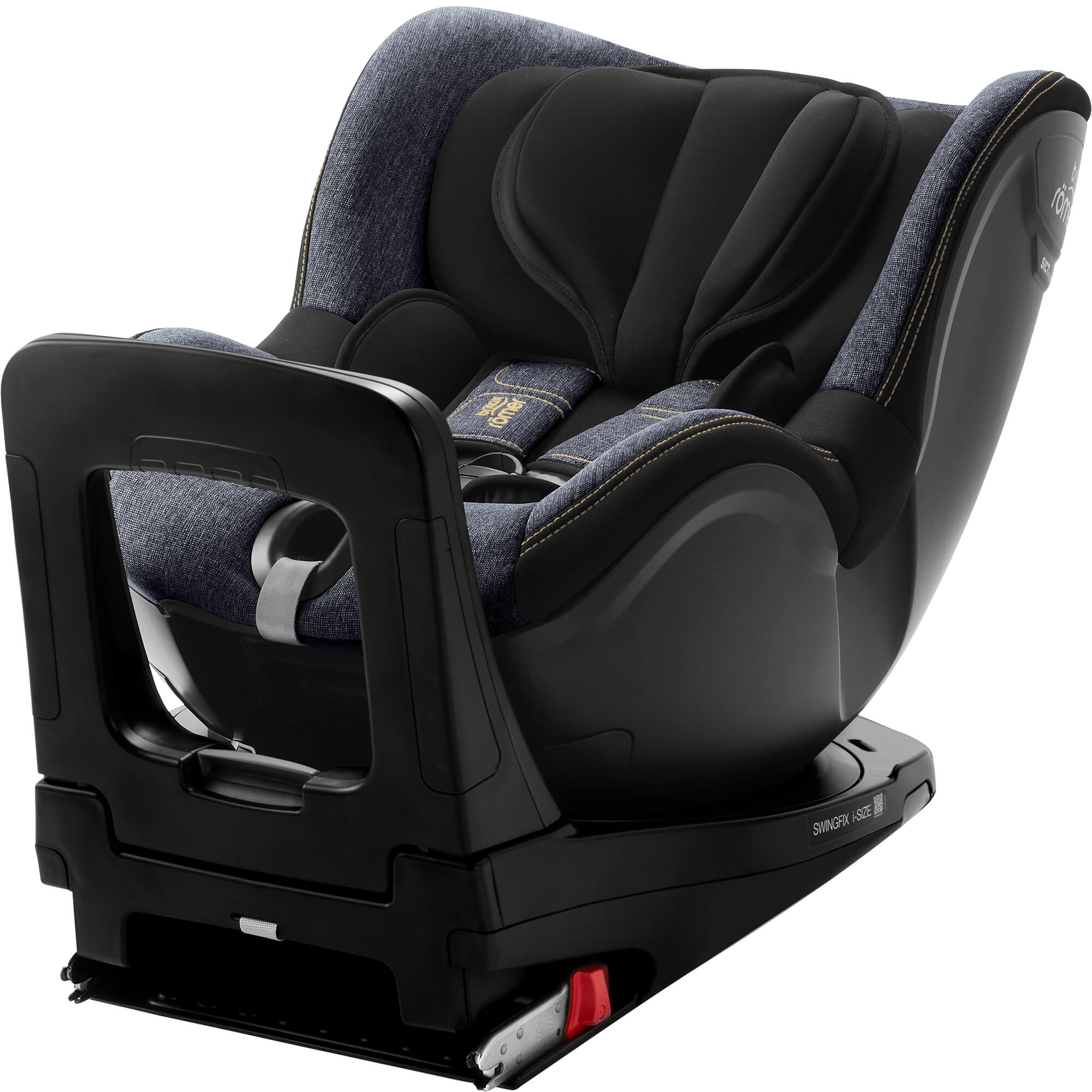 britax r mer swingfix i size blue marble reboard kindersitz. Black Bedroom Furniture Sets. Home Design Ideas