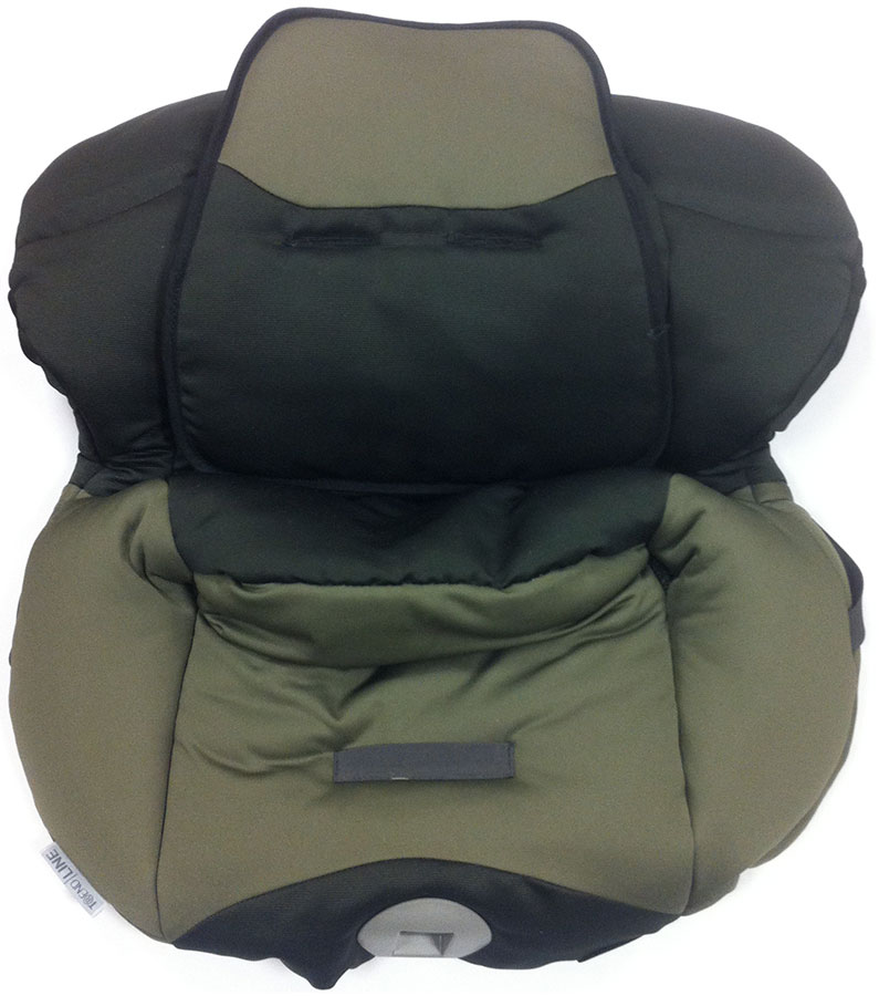 Goede Britax Römer spare Cover for King TS plus DG-92