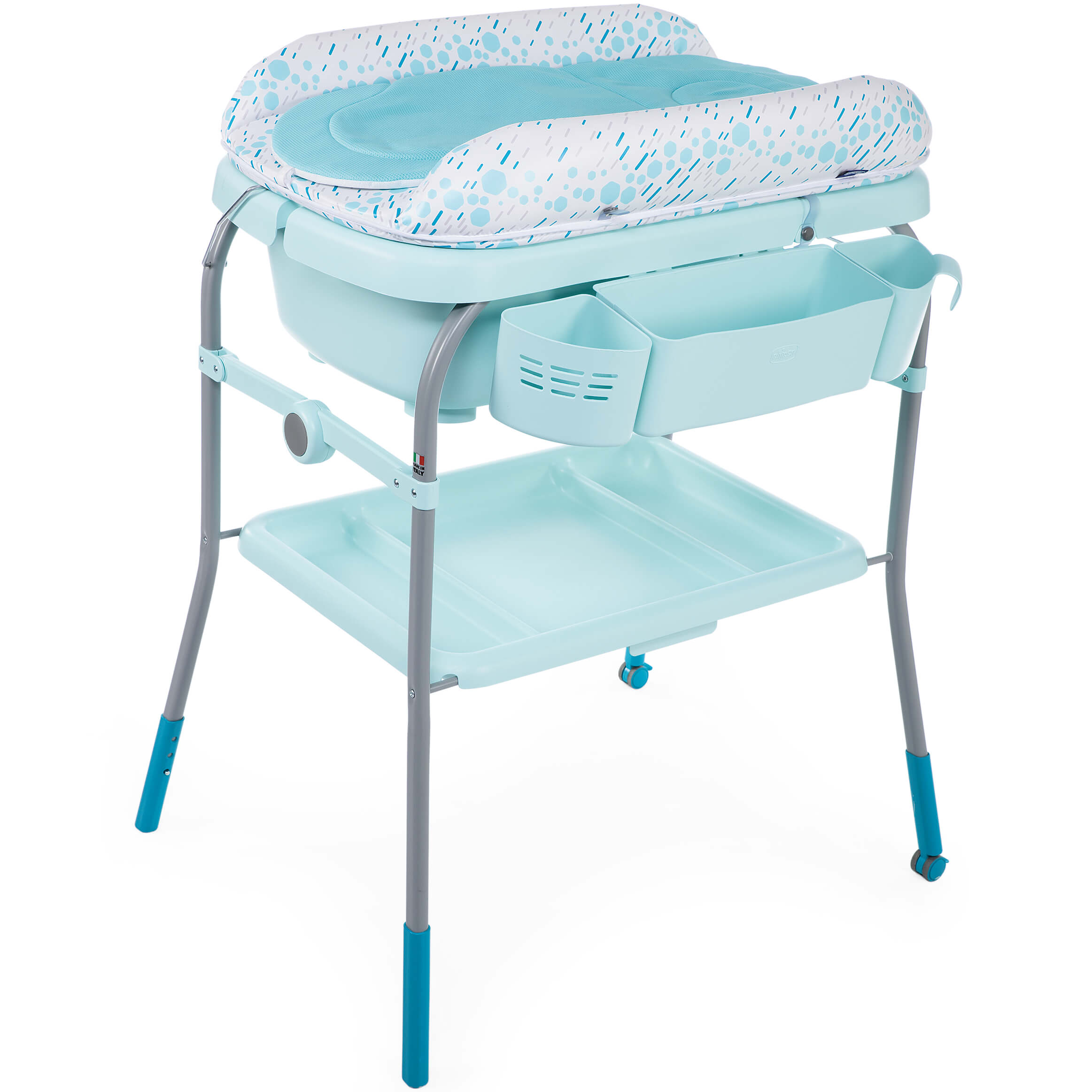 Chicco Cuddle Amp Bubble Comfort Bath Amp Changing Combination