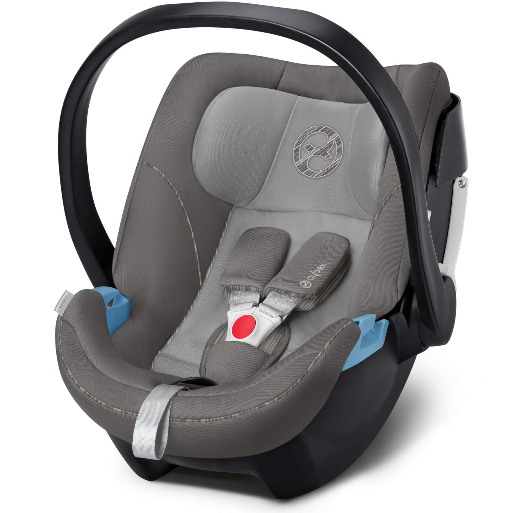 cybex aton 5 manhattan grey infant carrier 2019. Black Bedroom Furniture Sets. Home Design Ideas