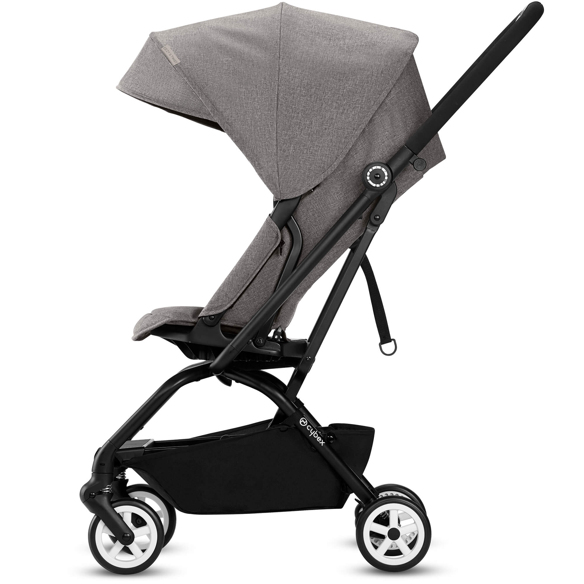 Cybex Eezy S Twist Manhattan Grey Buggy