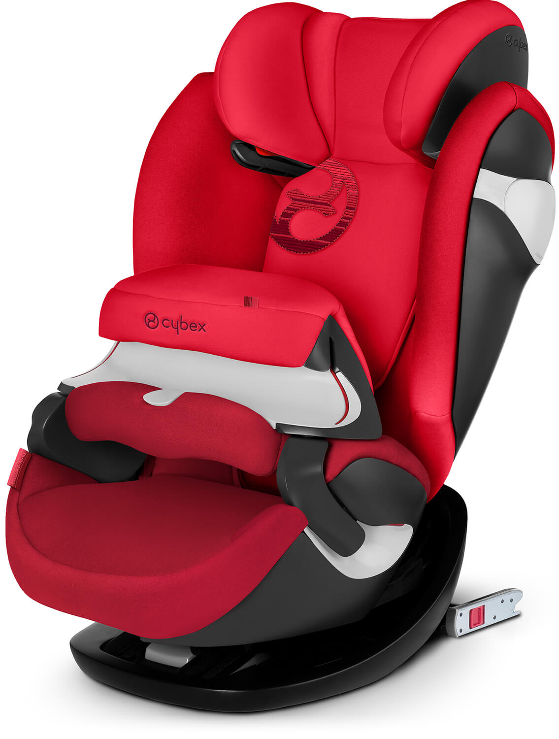 cybex pallas m fix rebel red 2018 child car seat. Black Bedroom Furniture Sets. Home Design Ideas