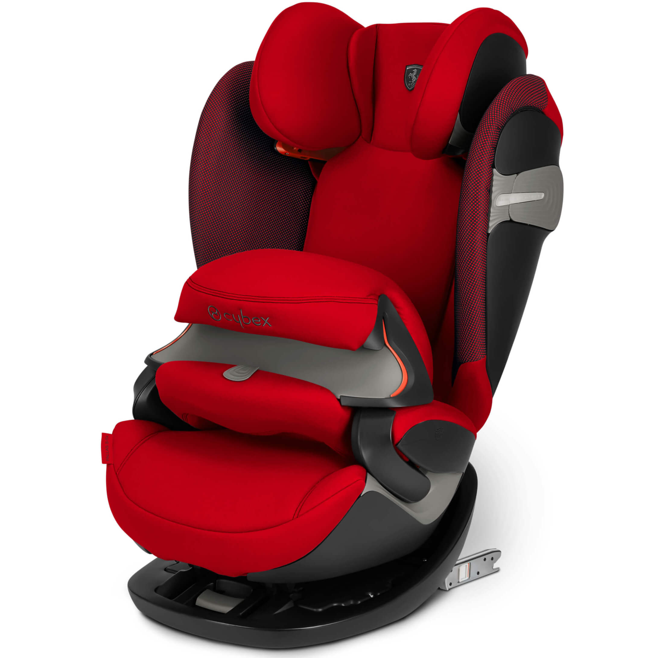 cybex pallas s fix racing red kindersitz gruppe 1 2 3. Black Bedroom Furniture Sets. Home Design Ideas