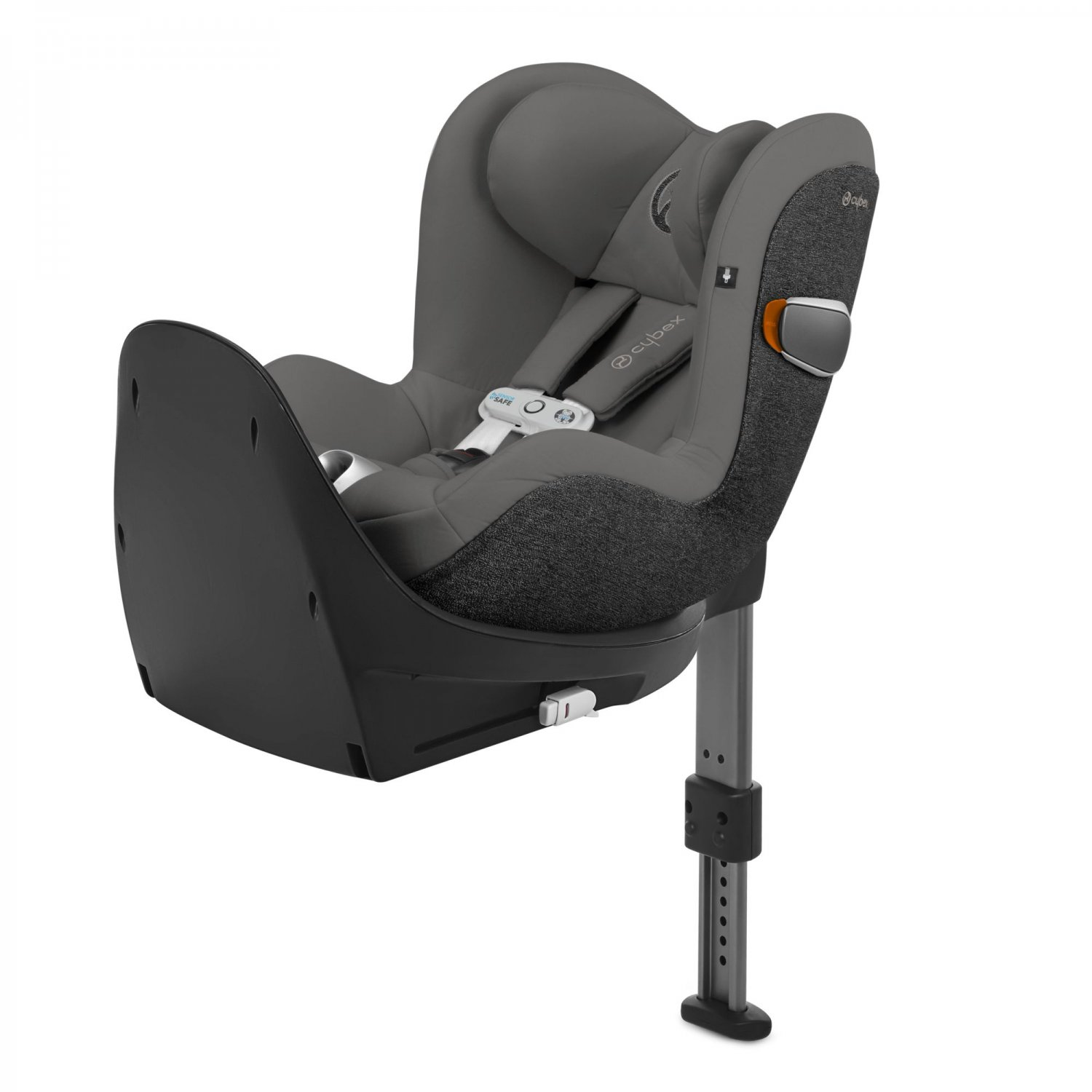 cybex platinum sirona z i size mit sensorsafe soho grey reboard kindersitz. Black Bedroom Furniture Sets. Home Design Ideas