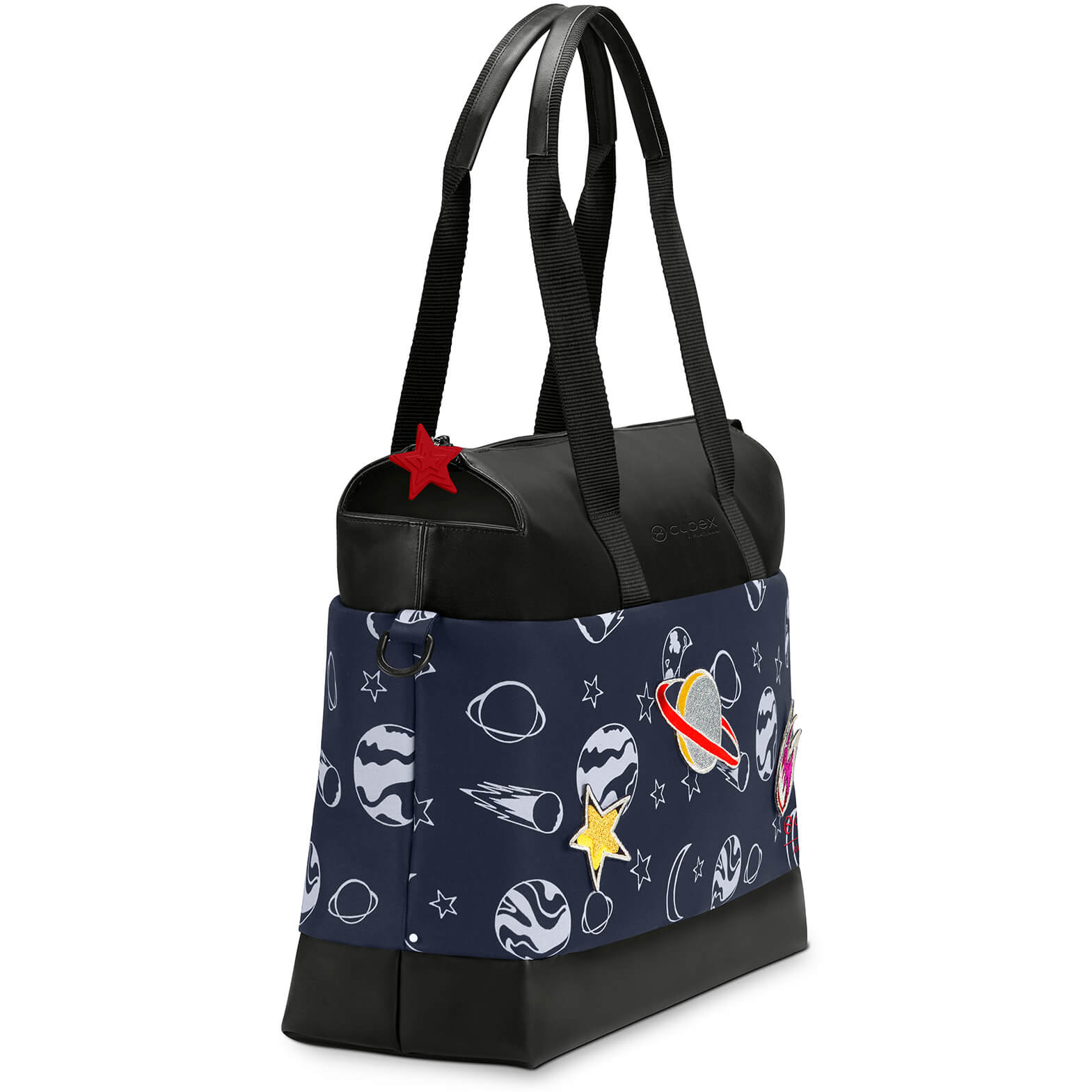 3ce36c51272c Cybex Priam Changing Bag - Space Rocket navy blue by Anna K